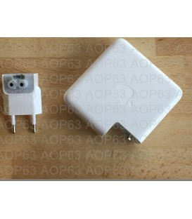 CHARGEUR APPLE USB-C 61W 20.3V 3A TYPE C