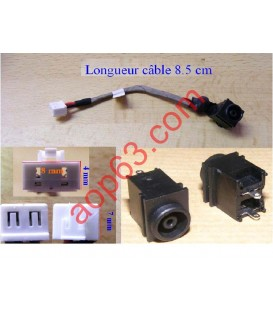 Connecteur alimentation SONY VGN-NS SERIE  REF DC127