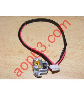 Connecteur alimentation portable  ASPIRE 8920  REF DC38