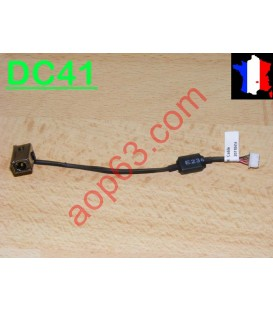 Connecteur alimentation  MINI CQ10 LONG CABLE REF DC41