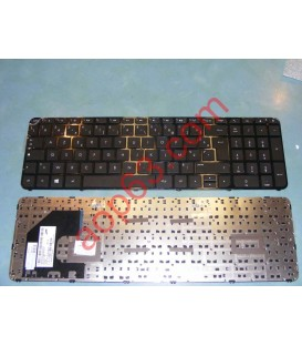 CLAVIER HP SLEEKBOOK 15  REF KHPSLEEKBOOK15