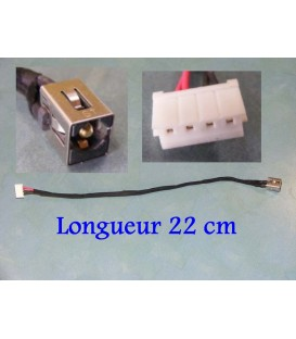 Connecteur alimentation SATELLITE C855  C855D REF DC179