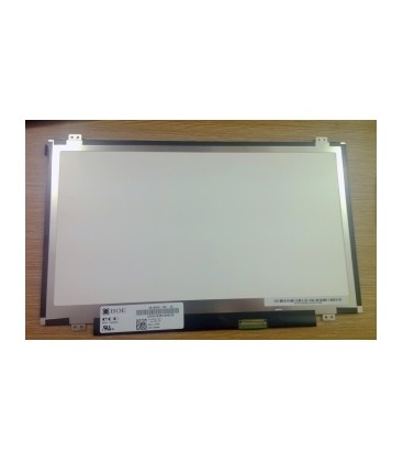 "DALLE 14"" LED SLIM CONNECTEUR BAS DROIT EDP 30P 1366 X 768"