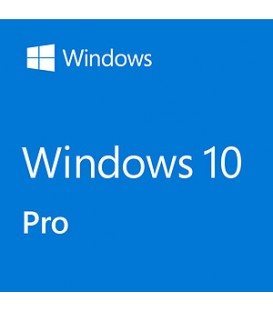 WINDOWS 10 PRO 64 BIT OEM AVEC CD ref : FQC-08920